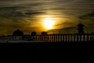 Huntington-Sunset